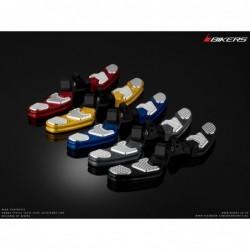 Rear Footrests Bikers Honda...