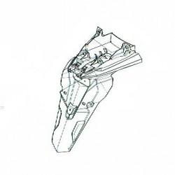 Rear Fender Honda Forza 300...