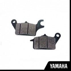 Rear Brake Pad Set Yamaha...
