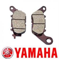 Plaquettes Avant Yamaha...