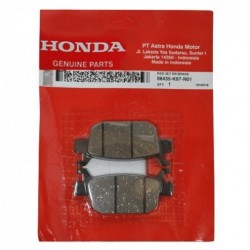 Rear Brake Pad Set Honda...