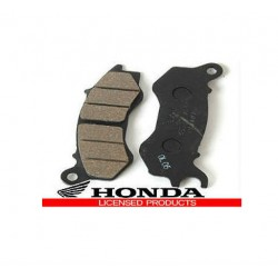 Front Brake Pad Set Honda...