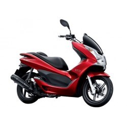 Set Body Fairing Red Honda...