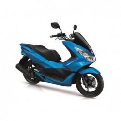 Kit Carrosserie Bleu Honda...
