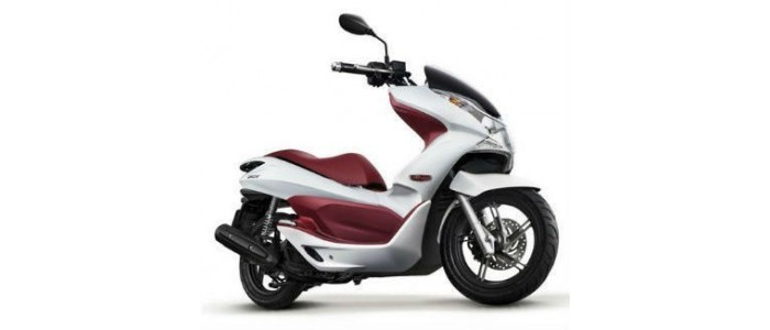 Honda PCX 150 2012 2013 Parts and Accessories