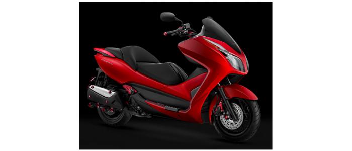 Accessories Custom Parts Honda FORZA 300 Thailand